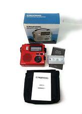 Grundig FR-200 AM-FM-SW1-SW2 Hand Crank Emergency Radio Flashlight World Band  2