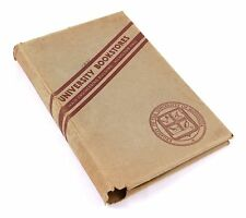 Vintage 1940s University of Minnesota Book Cover Wrapper Bookstores Engineering