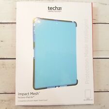 Tech21 Impact Mesh Case for iPad Air 1st Gen - Blue