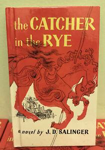 The Catcher In The Rye - J. D. Salinger New Hardcover Little Brown Turtleback
