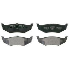 Disc Brake Pad Set-4-Wheel ABS Rear Federated MD782