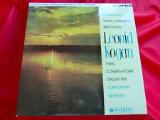 SAX 2323 LEONID KOGAN Tchaikovsky Violin Concerto Silvestri LP 180g ALL ANALOGUE
