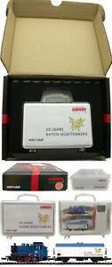MARKLIN Z SCALE M/M 1483 50 Jahre Baden-Württemberg Fun Starter Set  C9 Orig Box