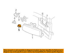 GM OEM-Headlight Assembly 19257054