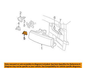 GM OEM-Headlight Assembly 19257054