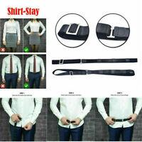 Unisex Near Shirt-Stay Best Belt Tuck It Belt Shirt Holder Nylon Adjustable Belt