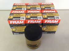 SIX(6) Fram Ultra Synthetic XG7317 Oil Filter CASE fits M1-110A PL14610 10-2867