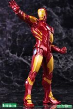 Kotobukiya Marvel Comics Avengers Now Iron Man Red Variant ARTFX+ PVC Statue