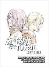 Attack on Titan: Lost Girls, Hiroshi Seko, Hajime Isayama, Very Good Book