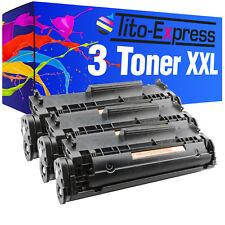 3 toner XL para HP q2612a LaserJet 1010 1012 1015 1018 1020 1022 3015 3020 3030