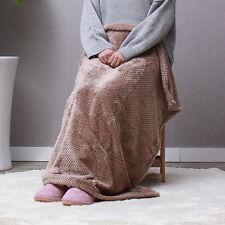 Super Soft Winter Heat Warm Sofa Bed Blanket Sweetroom Knee Comfortable Thorw