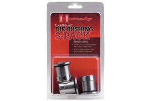 Hornady Lock-N-Load Die Bushing 3 Pack 044093