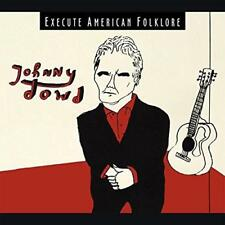 Johnny Dowd - Execute American Folklore (NEW CD)