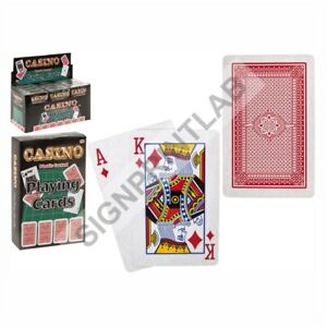 PLAYING CARDS WITH PLASTIC COATED IN HIGH QUALITY