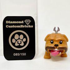 RARE Diamond Customs Bricks MARVEL Inhumans - LOCKJAW - Custom Minifigure 85/150