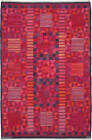 Rubirosa Pink Rug by Marianne Richter. Woven signature AB MMF MR BB6119