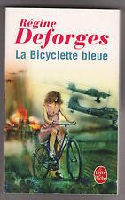 La Bicyclette Bleue - Régine Deforges . dessin d J.Lo Monaco.édition 2008