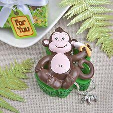 Monkey Design Trinket Box Favor Birthday Baby Shower Christening Baptism Party
