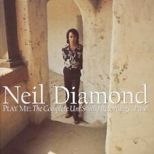 Play Me: Complete Uni Studio Recordings Plus! - Diamond,Neil (2002, CD NEUF)
