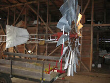 10ft Aermotor Windmill, B-702 Rebuilt
