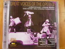 Great voices of the Opera II piccaver warren Hotter 2cd