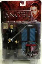 BUFFY THE VAMPIRE SLAYER : WESLEY CARDED ACTION FIGURE (DJ)