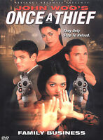 """Once A Thief - """"Family Business"""" (DVD, 2003)"""