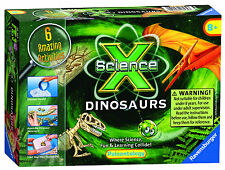 Science X Mini Kit Science dinosaures Ravensburger