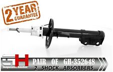 2 NEW FRONT  SHOCK ABSORBERS FOR HONDA JAZZ (GD) 03.2002-07.2008 / GH-352648 /