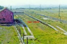 PHOTO  NANCEGOLLAN RAILWAY STATION CORNWALL REMAINS 1973 GWR GWINEAR ROAD - HELS