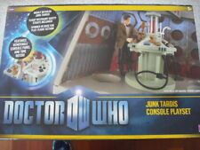 DOCTOR WHO TARDIS PLAYSET BBC OFFICIAL JUNK TARDIS CONSOLE PLAYSET