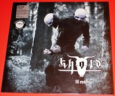 Khold: Til Endes LP 180G Vinyl Record 2014 Peaceville Germany VILELP550 NEW