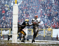 JIM BROWN Cleveland Browns Photo Picture 1966 NFL CHAMPIONSHIP GAME 8x10 11x14