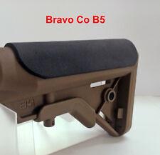 Neoprene Cheek Pad fits Bravo Co B5 Stock - by Eagle Mtn Arms