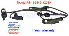 For Scion tC xB Lexus Toyota Abs Wheel Speed Sensor, Front Right Passenger Side(Fits: Scion xB)