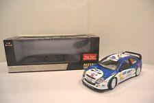 "Sun Star 1/18. Citroën Xsara WRC 2005 ""España"" Nº 19 Pons-Del Barrio. Réf. 4418."