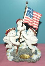 """Limited Edition Dreamsicles """"God Bless America"""" Figure Number #2317 of 5000"""