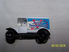 Matchbox ~ The Royal Tournament ~ Victory 50 years on ~ White 1921 Model T Ford