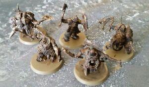 Warhammer Age of Sigmar Putrid Blightkings Painted