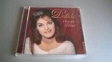 CD DALIDA : HISTOIRE D'UN AMOUR