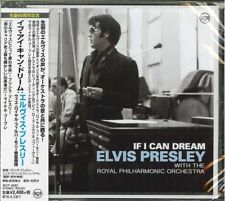 ELVIS PRESLEY-IF I CAN DREAM : ELVIS PRESLEY WITH THE ROYAL...-JAPAN CD F30