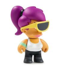 "Kidrobot FUTURAMA UNIVERSE X Mini Series LEELA 3"" Vinyl Figure Blind Box NEW"