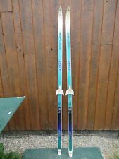 """New listing Great Ready to Use Cross Country 77"""" Fischer 200 cm Snow Skis"""