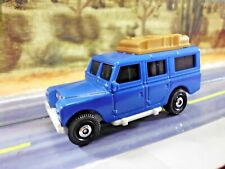 65 Land Rover Truck S Scale Train Layout Car 1:64 Diecast Vehicles