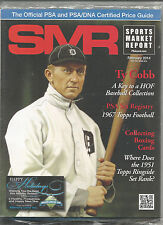 SPORTS MARKET REPORT, PSA PRICE GUIDE, February, 2014 - Ty Cobb