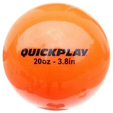 QUICKPLAY Hitting Training Weighted Sand Balls, Softball Flex Practice Balls