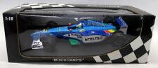 Coche de carreras de automodelismo y aeromodelismo Benetton