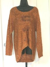 Avalin Sweater - Bronze - Size M