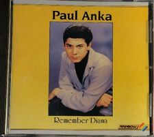 Paul Anka - Remember Diana CD Album in VG Condition