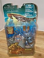 DISNEY ATLANTIS - THE LOST EMPIRE - MOLIERE ACTION FIGURE NEW SEALED SEE PICS